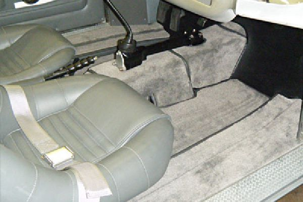 Automotive carpering by Barry Seat Cover